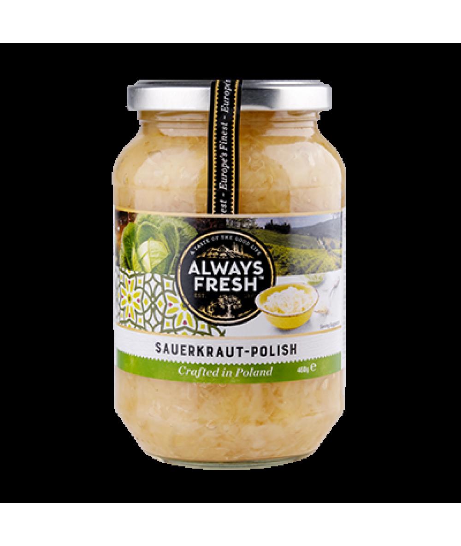 Always Fresh Sauerkraut Polish 460g