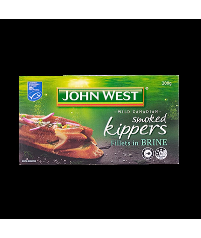 John West Kipper Fillets 200g