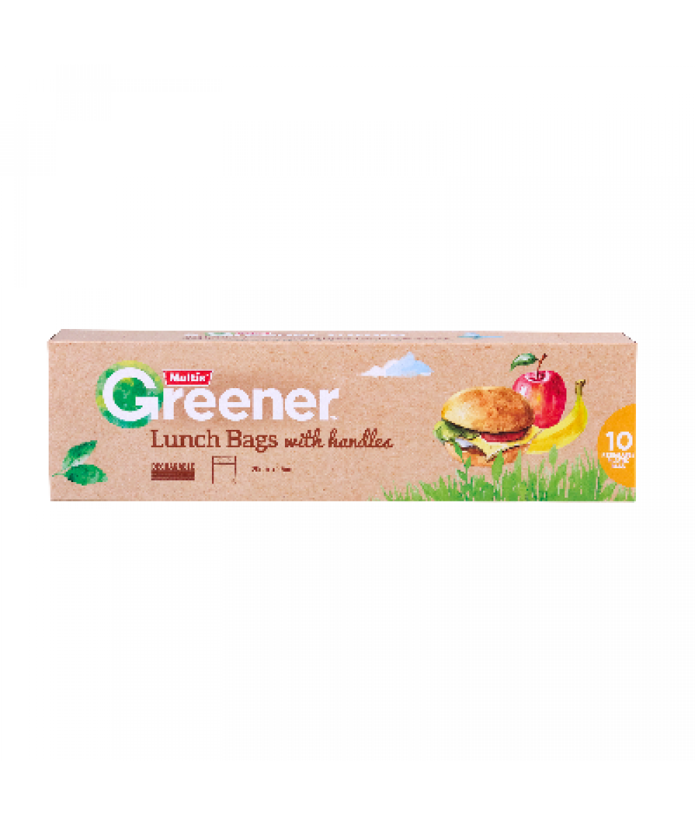 Multix Greener Lunch Bag 10pcs