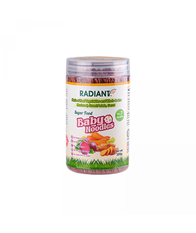 Radiant  Baby Noodle- Super Food 300g
