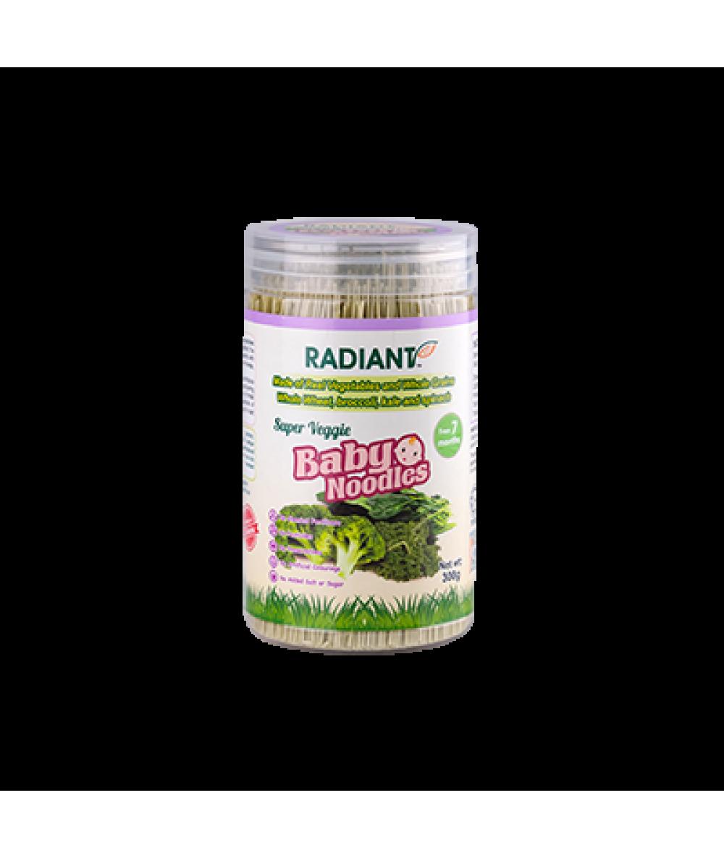 Radiant  Baby Noodle- Super Veggie  300g