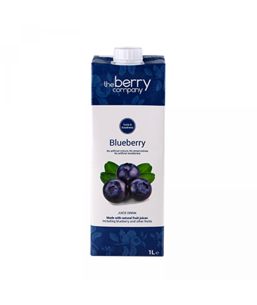 The Berry Company Blueberry 1L