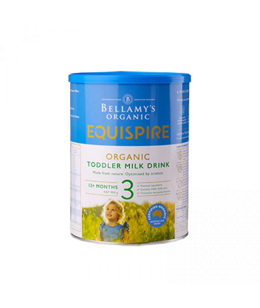 Bellamy's Organic Step 3 Equispire  Toddler Milk D