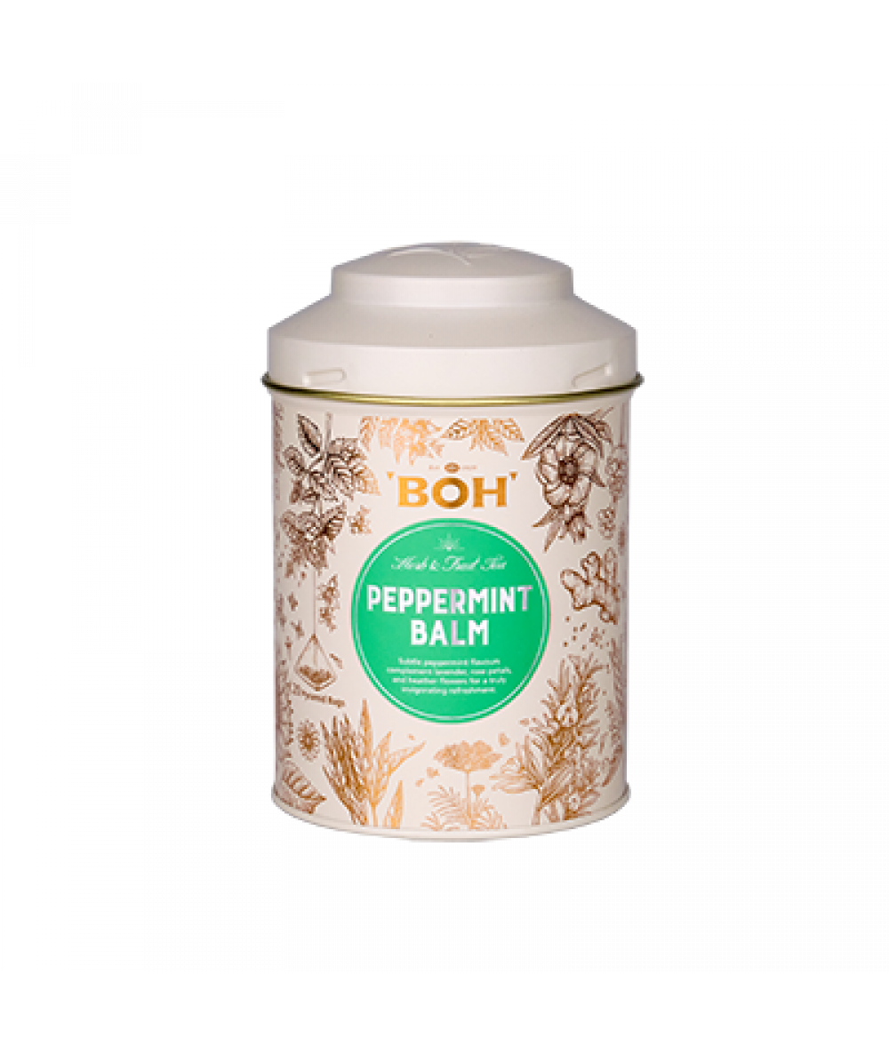 Boh Pyramid Tea - Peppermint Balm 20s