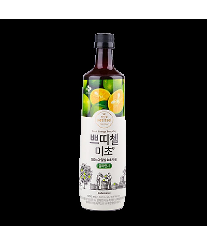 CJ Vinegar Drink Calamansi  900ml
