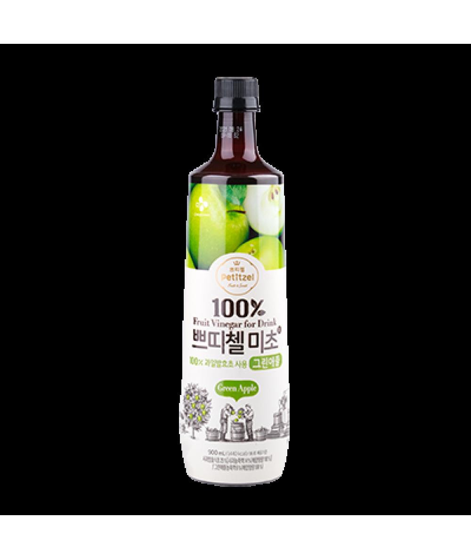 CJ Vinegar Drink Green Apple  900ml