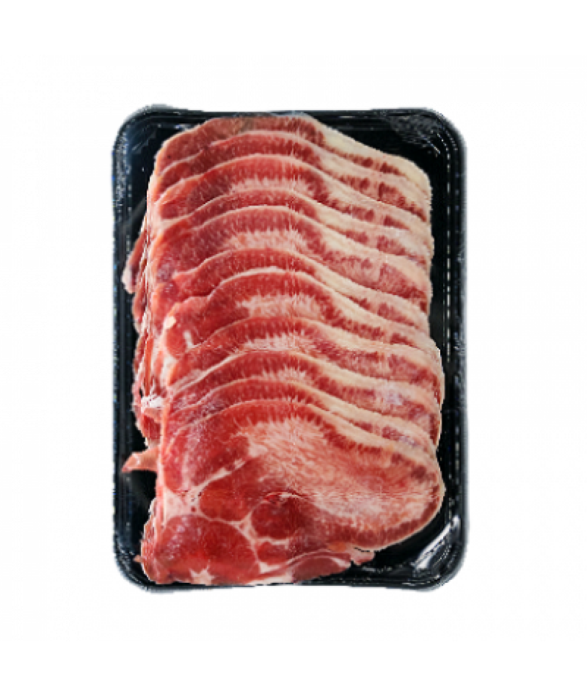 Aus Frozen Beef Ox-Tongue Shabu-Shabu