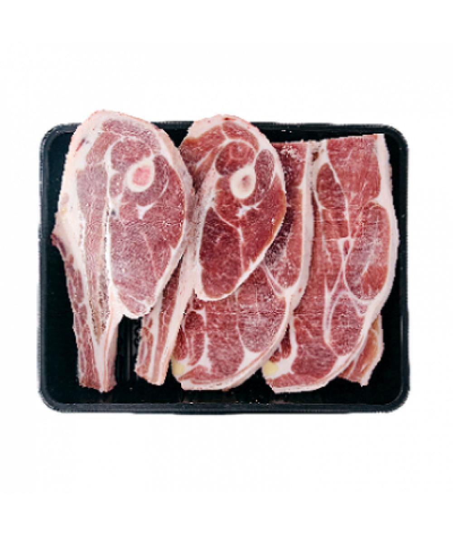 Nz Frozen Lamb Shoulder Chop