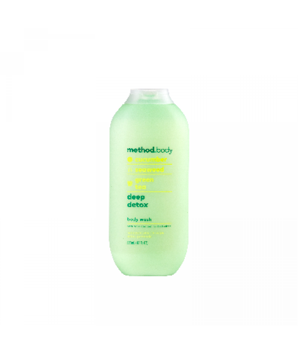 Method Experential Body Wash Deep Detox 532ml