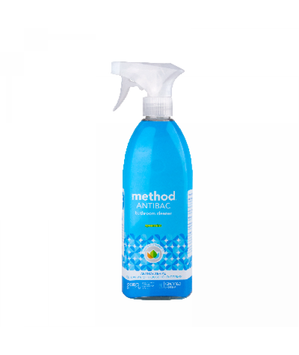 Method Antibac Bathroom Cleaner Spearmint 828ml