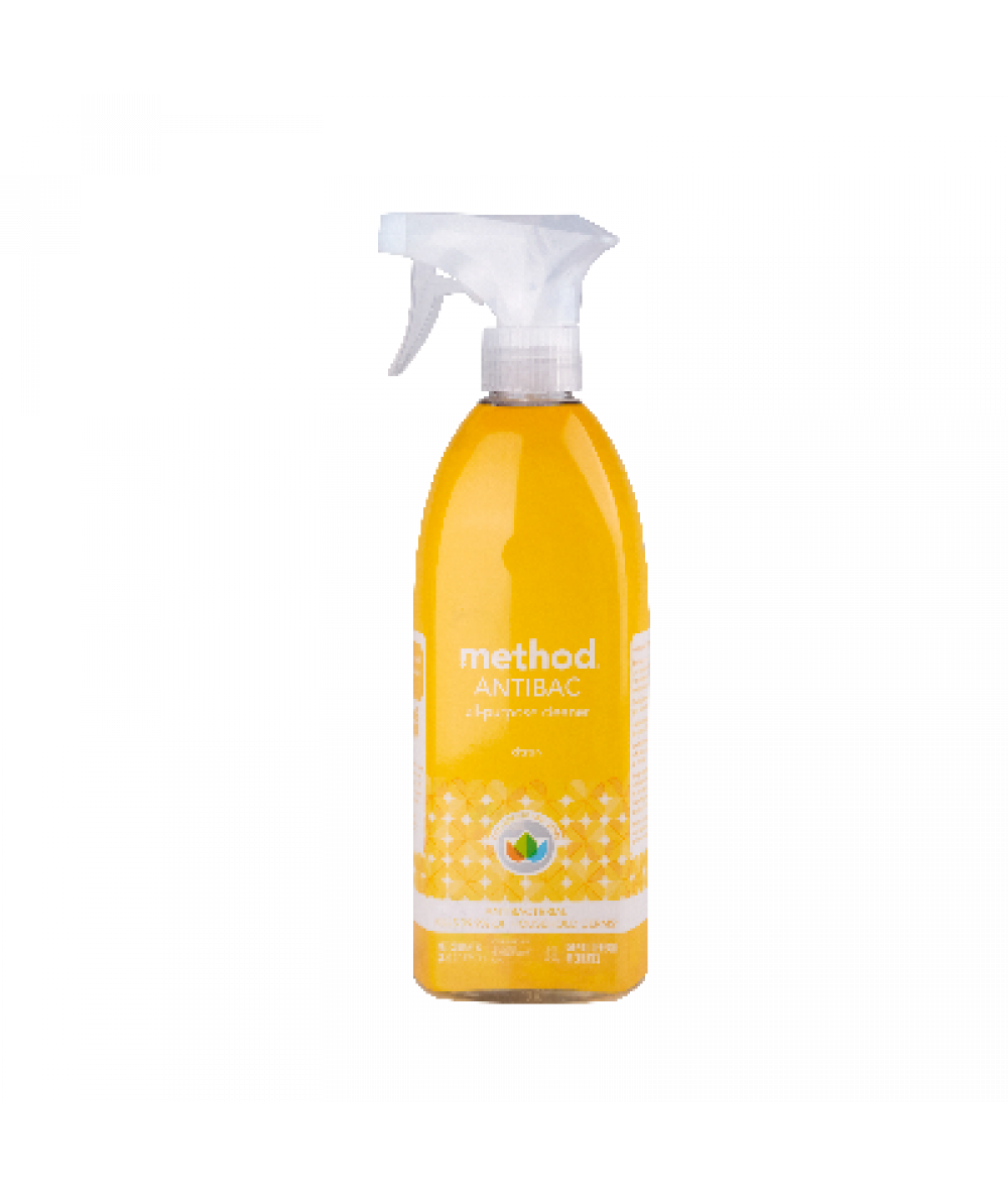 Method Antibac All Purpose Cleaning Spray Citron 8