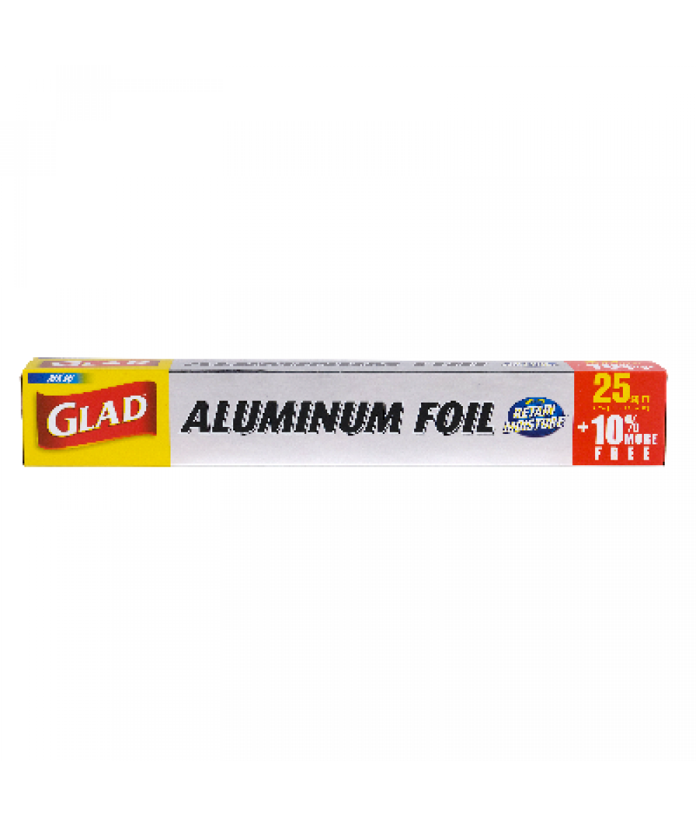 Glad Aluminium Foil 25sqft