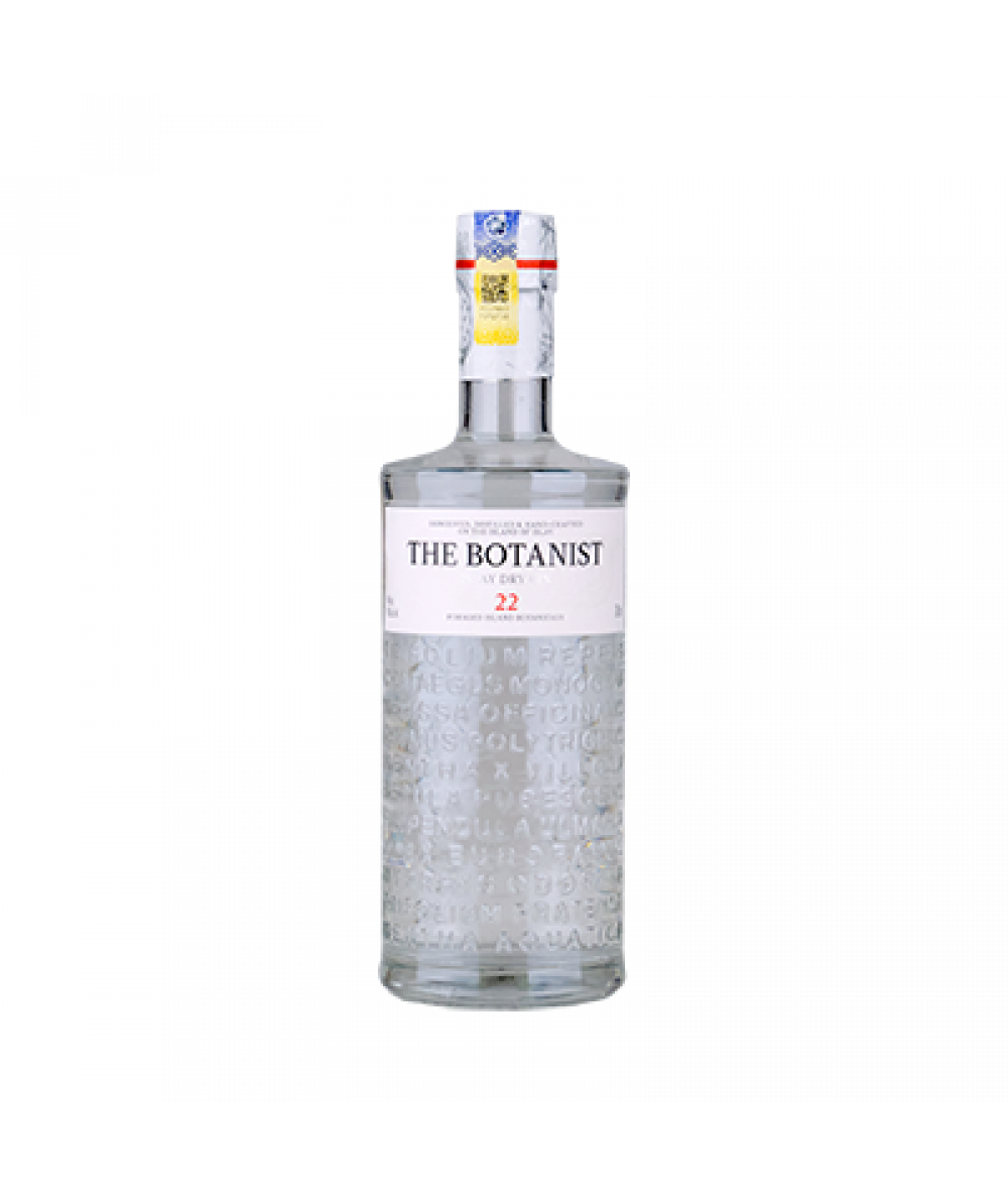 The Botanist Islay Gin Gift Set 700ml