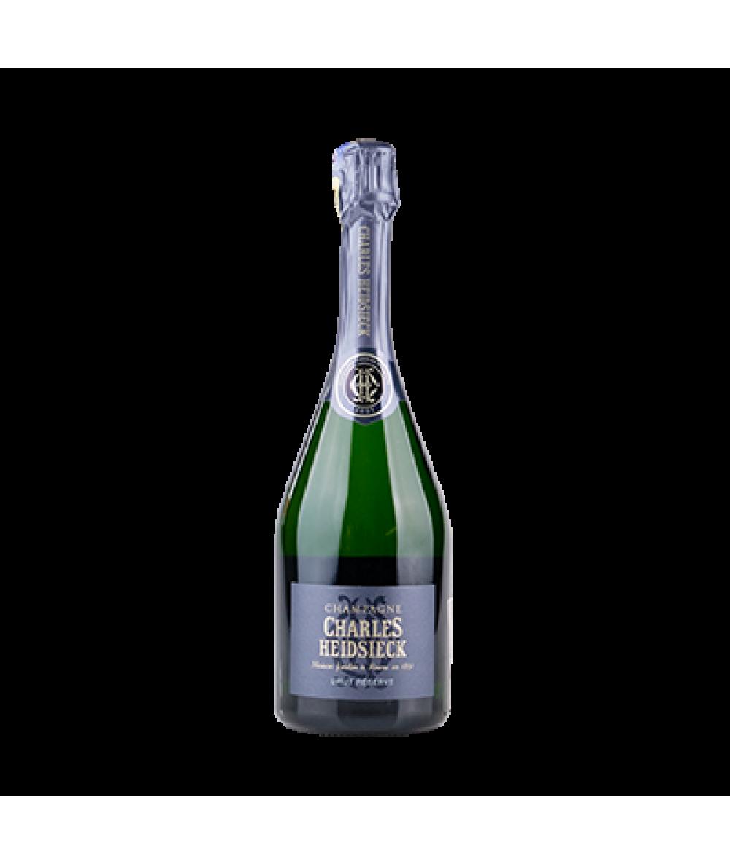 Champagne Charles.H Brut Res NV 750ml