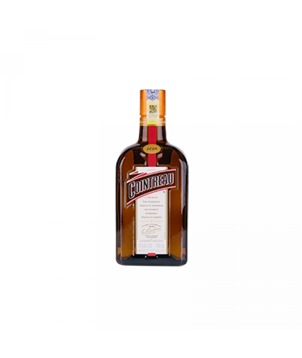 Cointreau with Metal Case 700ml