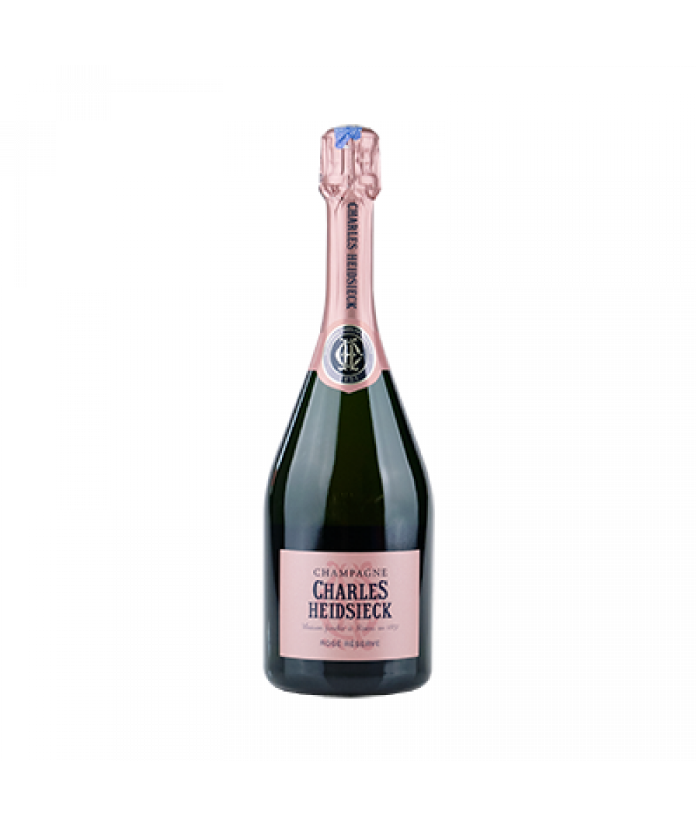 Champagne Charles.H Rose Res 750ml
