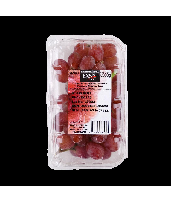 Red Seedless Grape- Starlight 500g