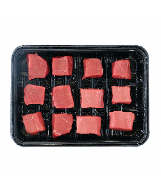 Aus Grain Fed Topside Cube