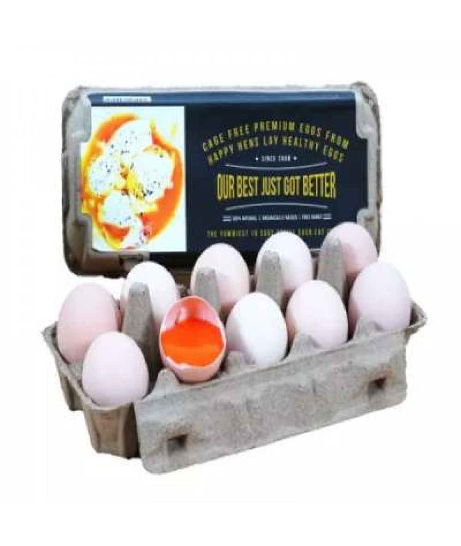 YummyKai Free Range Cagefree Duck Egg 10pcs