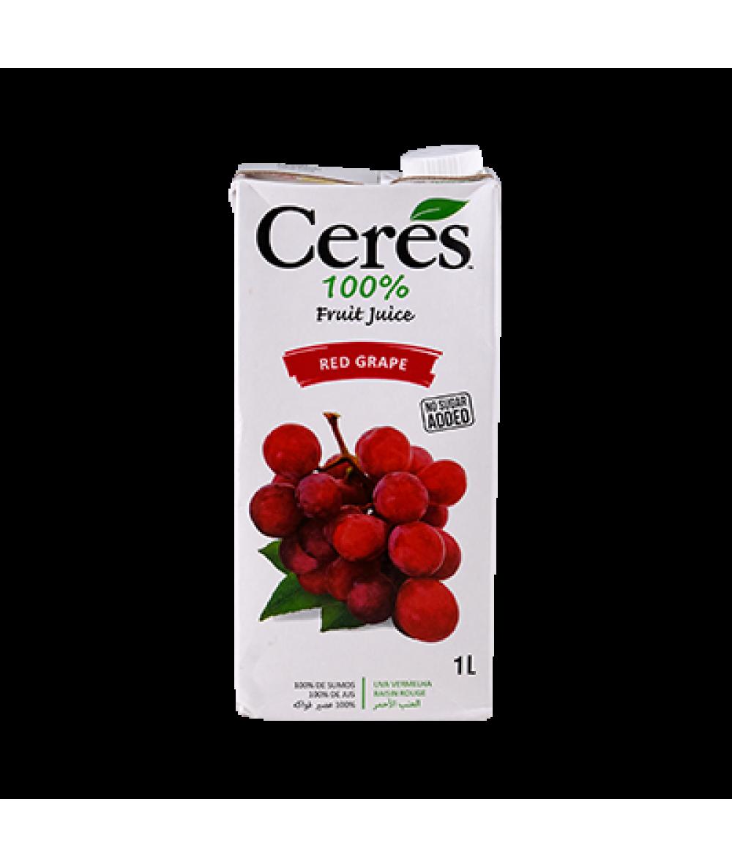 Ceres Red Grape Fruit Juice 1L