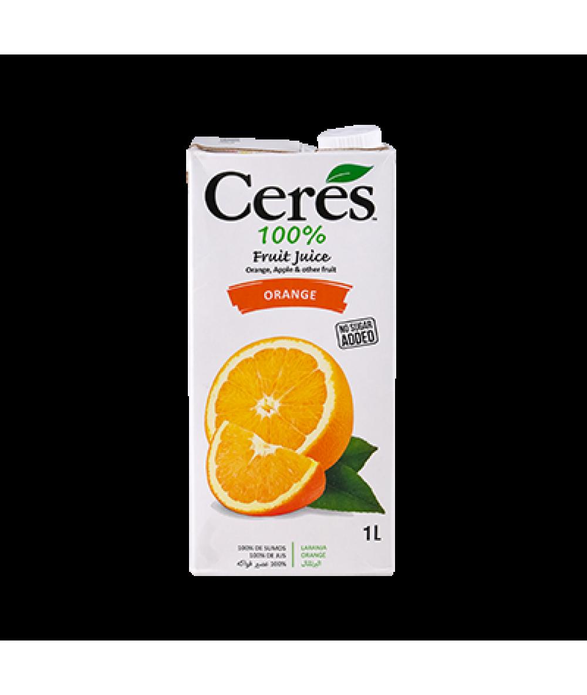 Ceres Orange Fruit Juice 1L