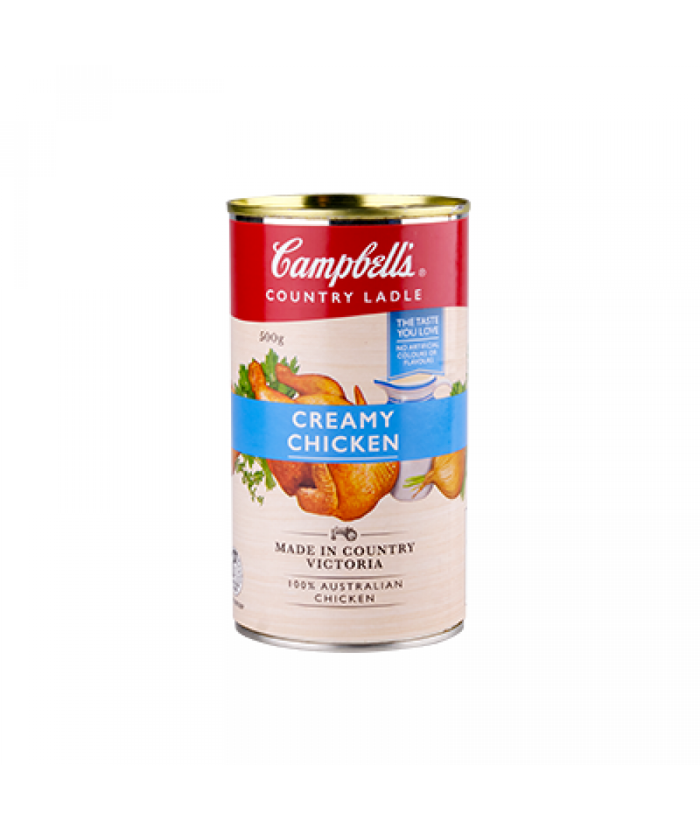 Campbells Country Ladle-Creamy Chicken 500g