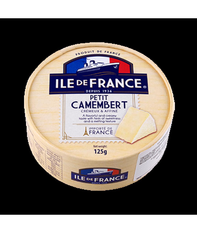 Ile De FrancePetit Camembert125g
