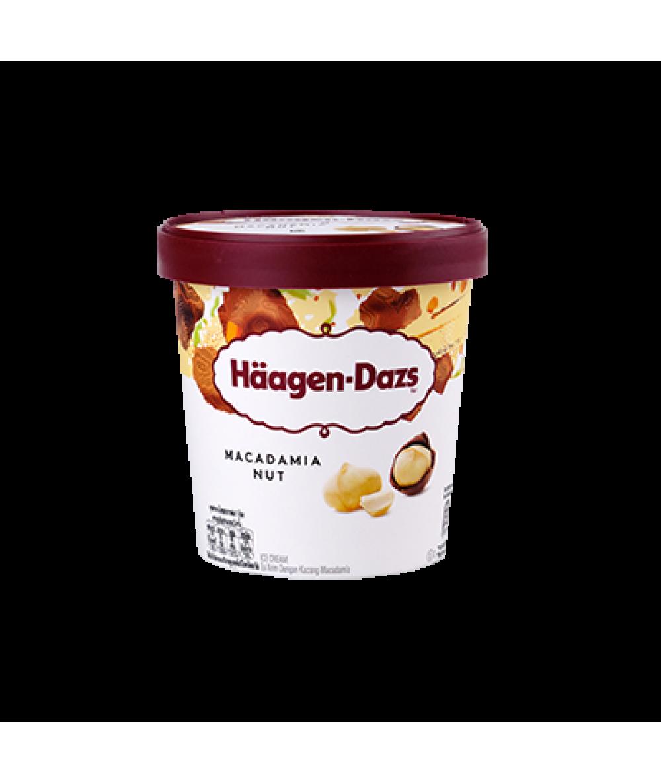 Haagen Dazs Macadamia Nut 473ml