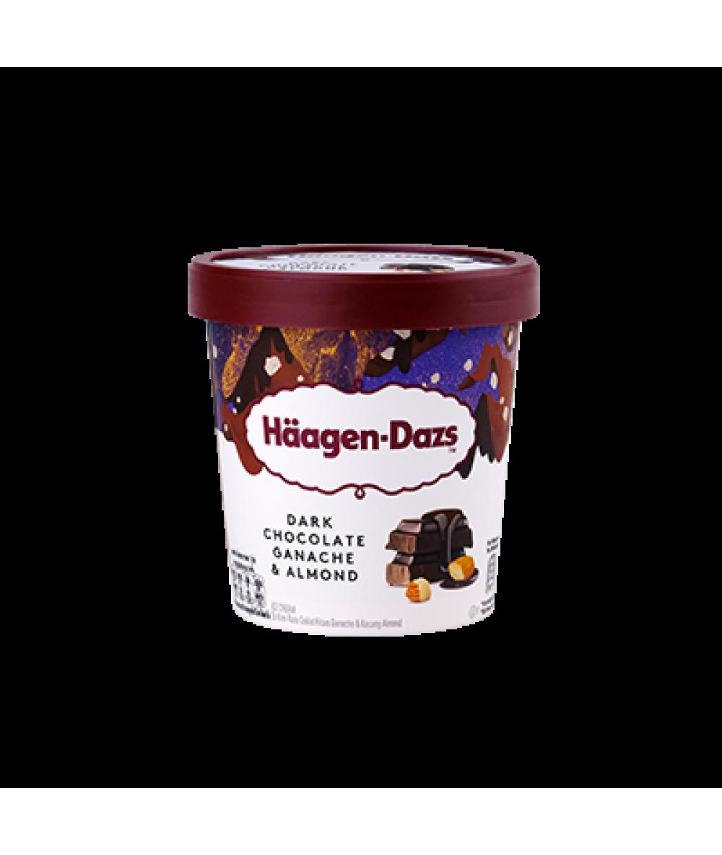 Haagen Dazs Dark Chocolate & Almond 473ml