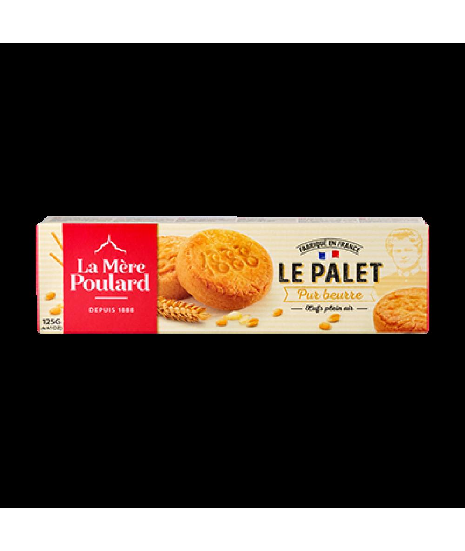 La Mere Poulard Palets - French Shortbreads 125g