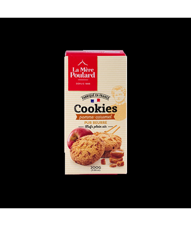 La Mere Poulard Cookies Pomme Caramel - Apple Cara