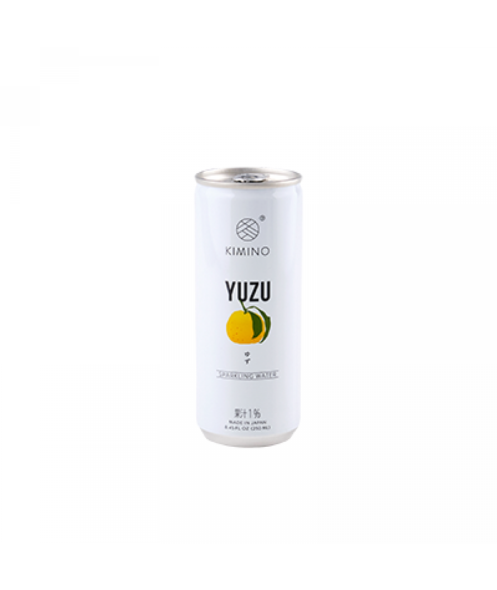 Kimino Can Sparkling Yuzu250ml