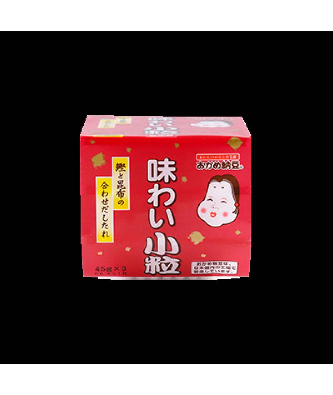 Okame Ajiwai Kotsubu 3 45g
