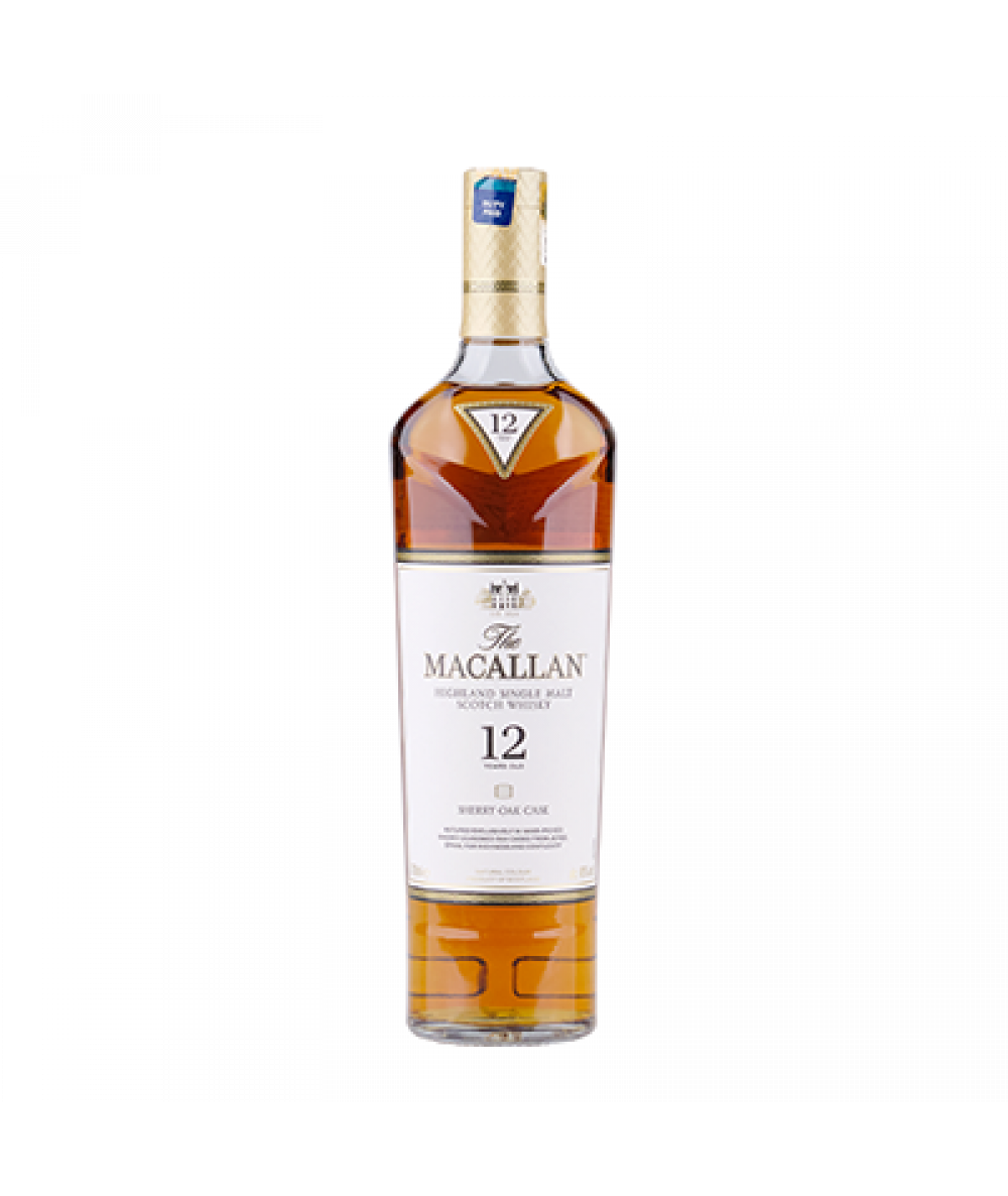 Macallan 12 Years Old Sherry Oak 700ml