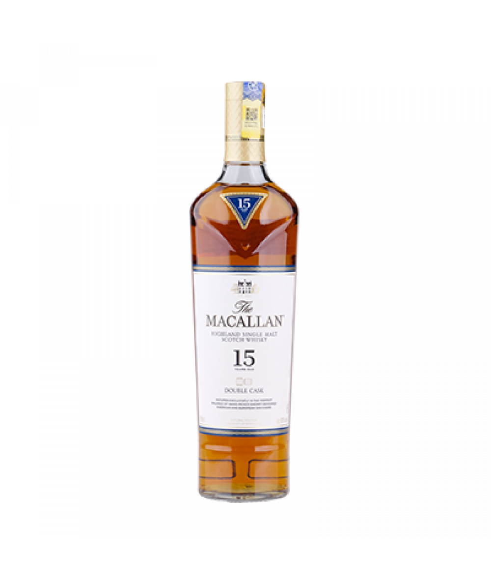 Macallan Double Cask 15 Years 700ml