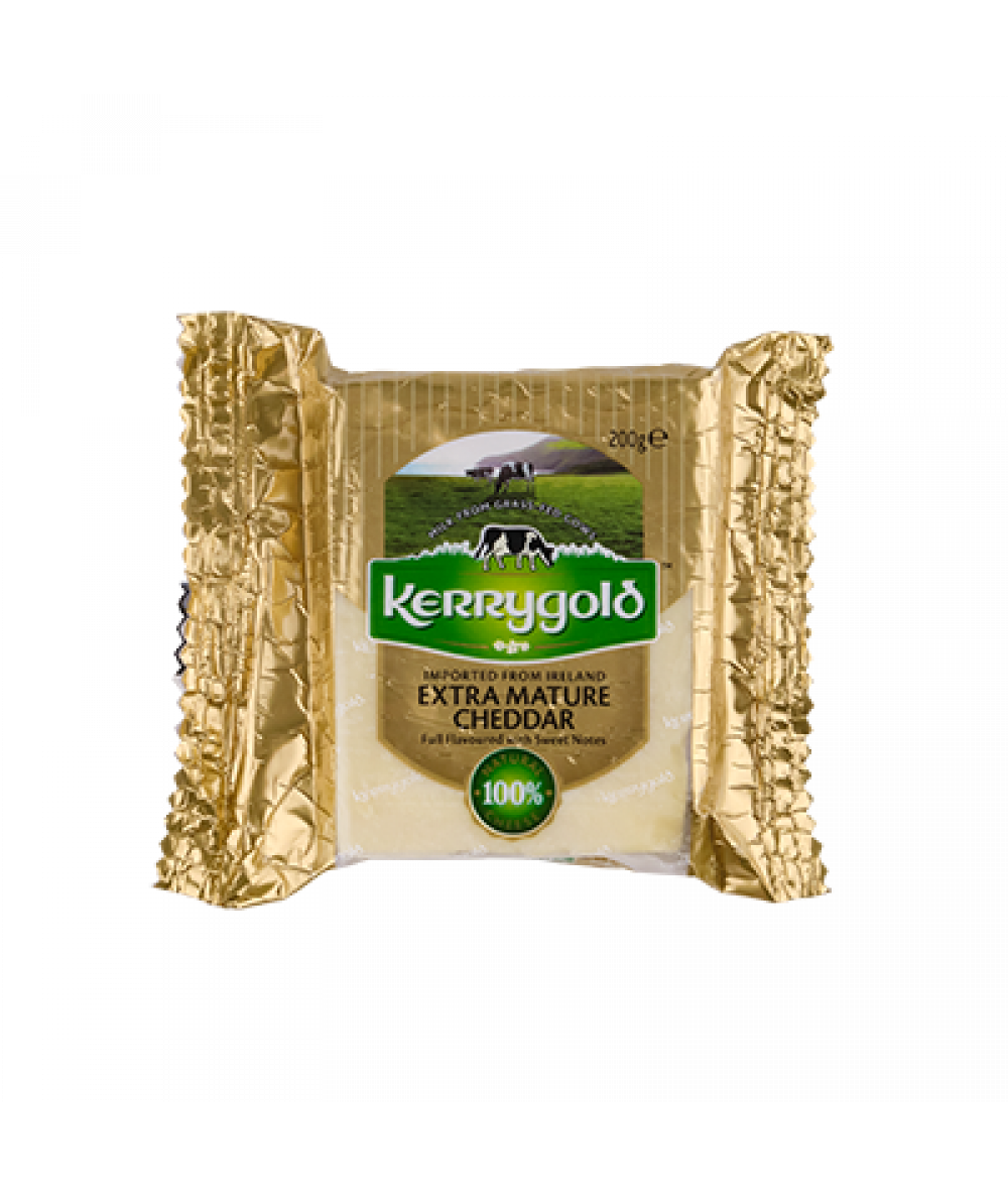 Kerrygold  Extra Mature Cheddar 200g