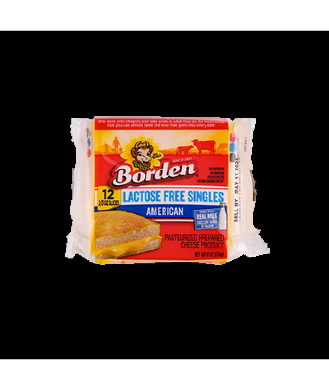 Borden Lactose Free American 8oz