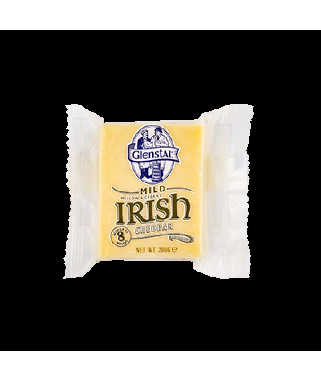 Glenstal Irish Mild Cheddar 200g
