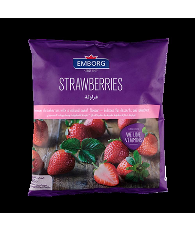 Emborg Strawberry 450g