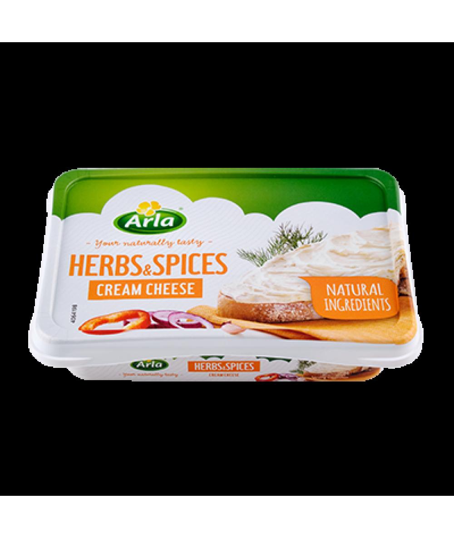 Arla Cream Cheese Herbs & Spices 150g