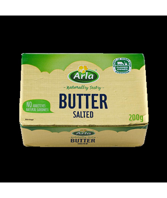 Arla Butter Salted 200g