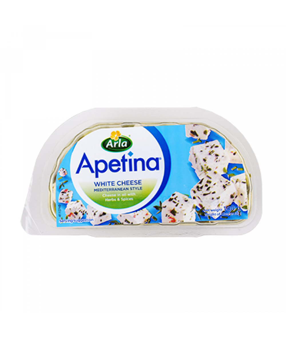 Arla Apetina With Spices 100g