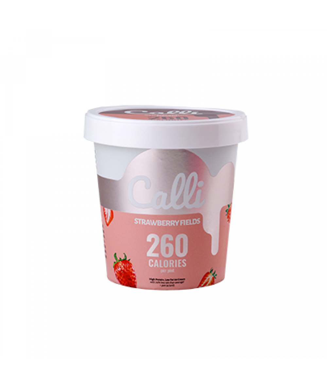 Calli Strawberry Fields 473ml