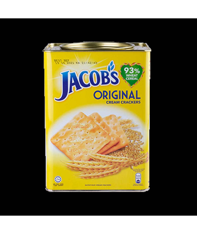 Jacob's Tin Cream Cracker 700g