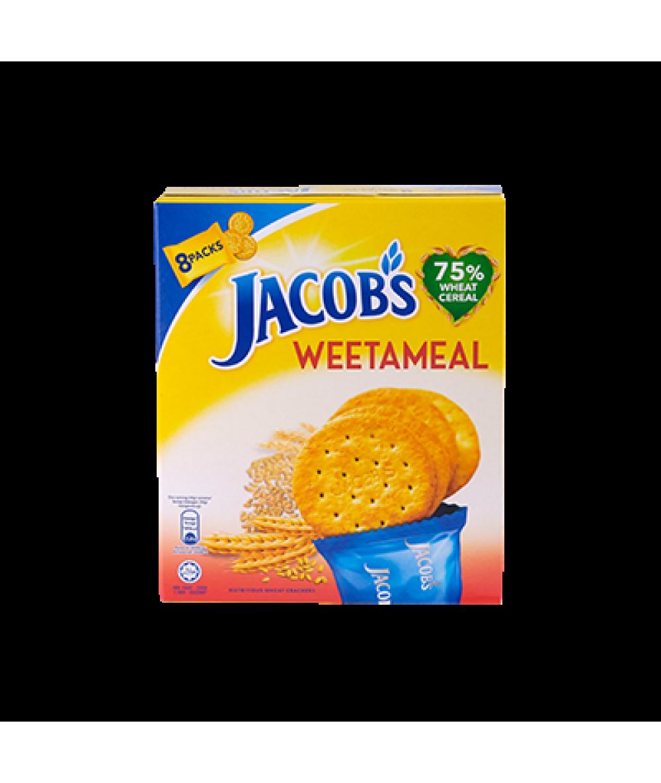 Jacob's Multipack Weetameal 144g