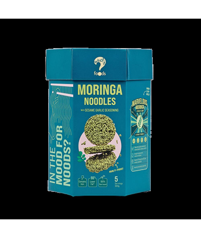 WhatIF Moringa Noods w Sesame Gar 5x58g