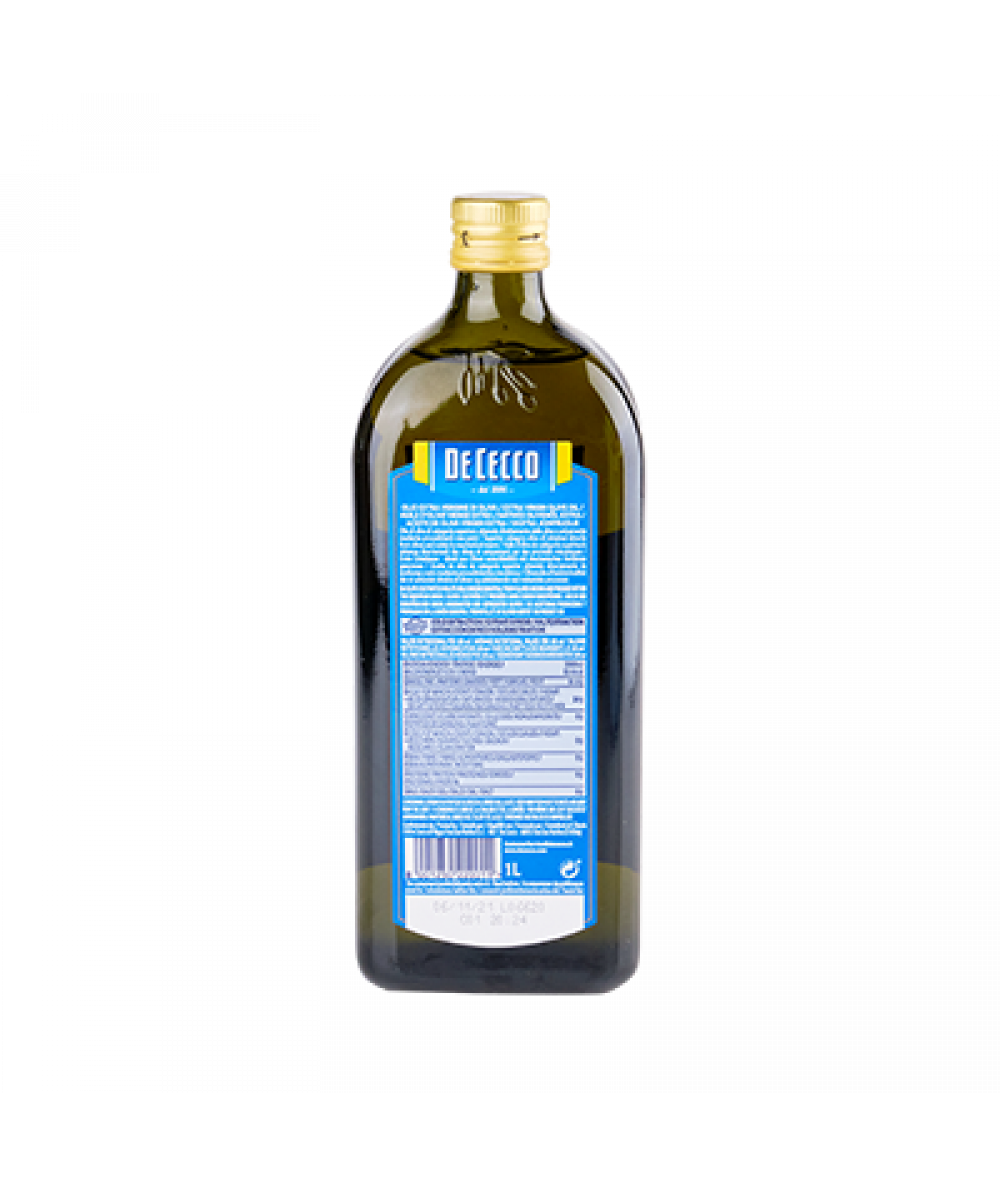 De Cecco Extra Virgin Olive Oil 1L