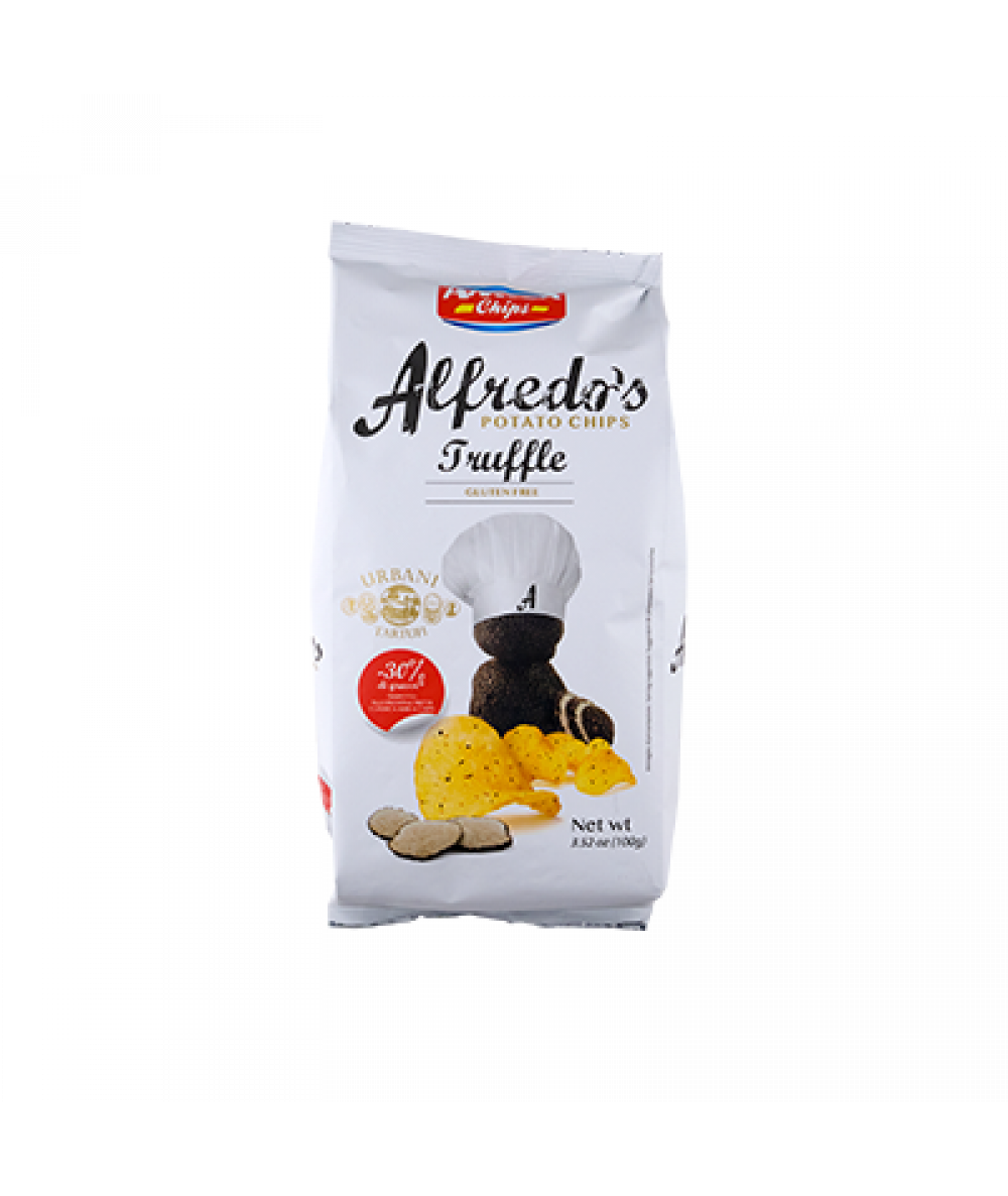 Amica Alfredo's Truffle Chips 100g