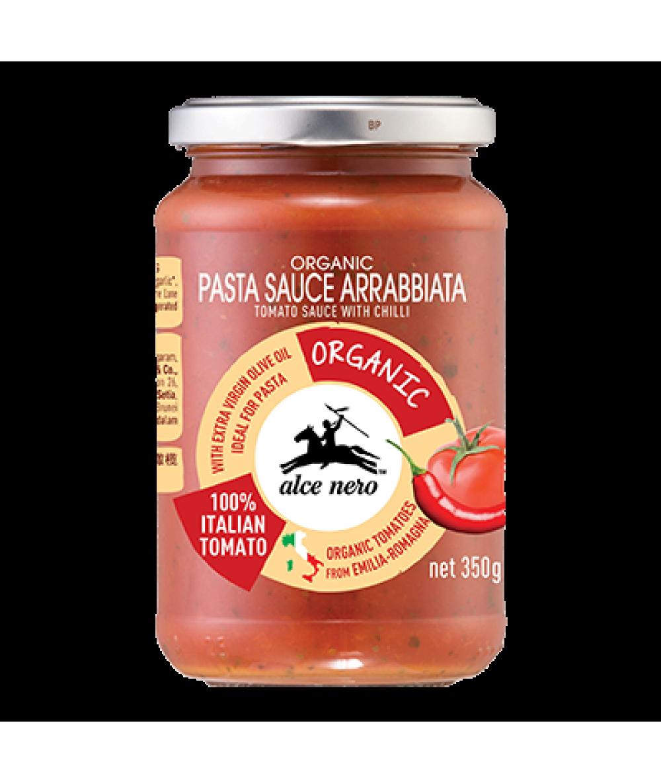 Alce Nero Chilli Tomato Sauce 350g