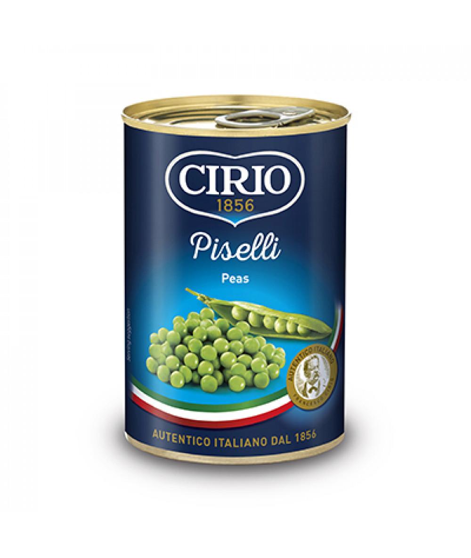 Cirio Green Peas 410g